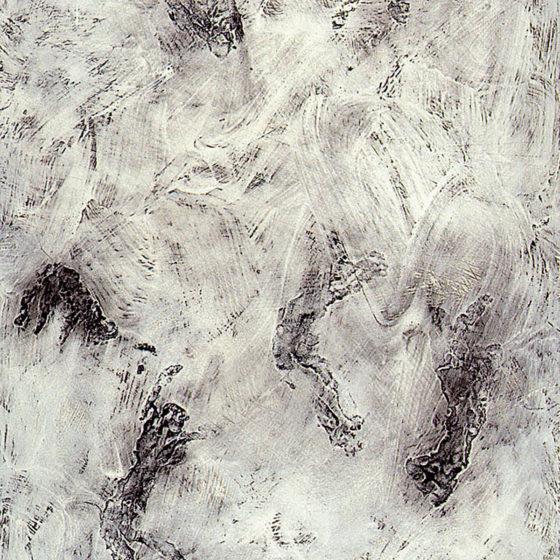 Limbo, mastique et acrylique sur bois, 100×80 cm